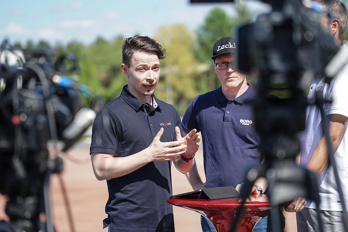 Katso IS-TV:n kooste Inter - FC Lahti-ottelun huippuhetkistä